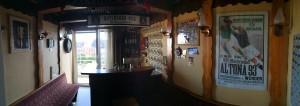 Cuando digo un bar, quiero decir un bar, no una barra con un tirador de cerveza.